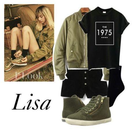look de Lisa