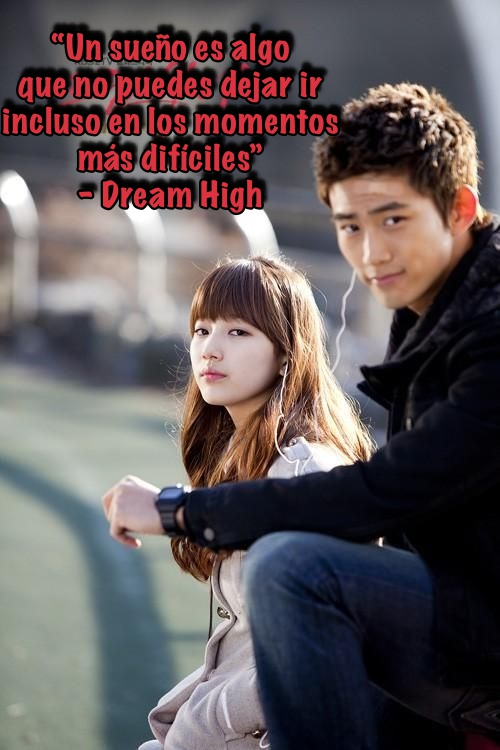 dream high frase def