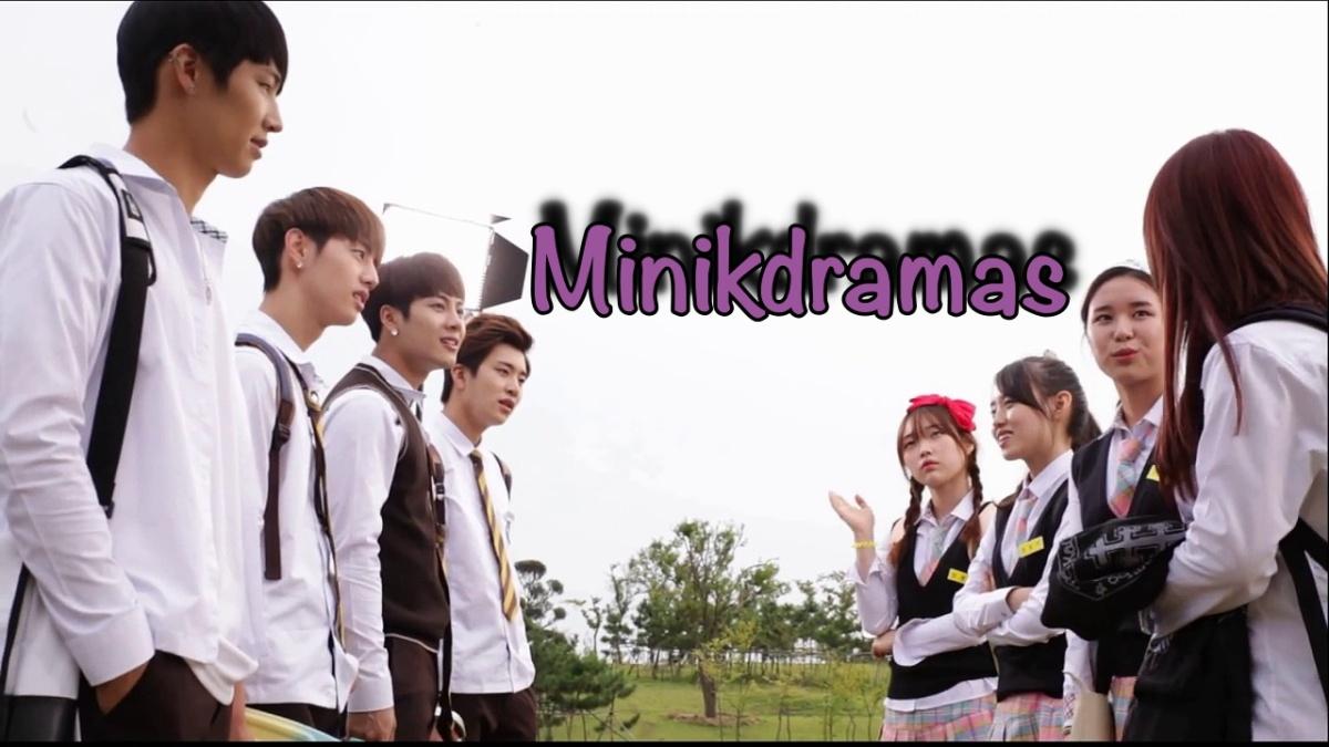 ¡Te recomendamos algunos Mini K-Dramas!
