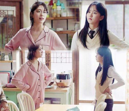 kim so hyun en while you were sleeping