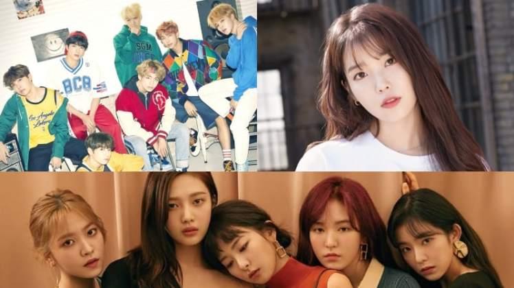 BTS-IU-Red-Velvet