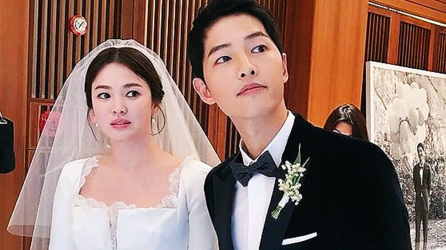SONG-HYE-KYO-Y-SONG-JOONG-KI-BODA-FOTOS-PHOTOS-NOTICIAS