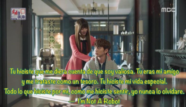 i'm not a robot f